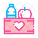 Food Charity Icon