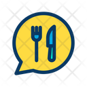 Food Chat Icon