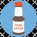 Food Color Icon