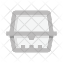 Food Container Container Packaging Icon