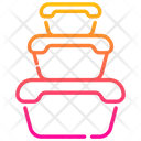 Container Food Jars Icon