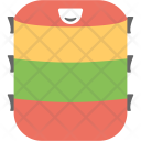 Food Containers Icon