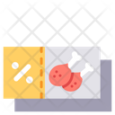 Food Coupon Food Voucher Voucher Icon