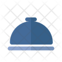 Food Cover Cloche Food Cloche Icon