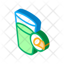 Food Cup Water Icon