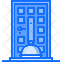 Door Cloche Food Icon