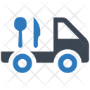 Delivery Food Service Icon
