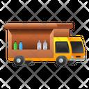 Food Delivery Food Van Food Vehicle Icon