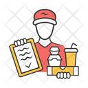 Food Delivery Express Icon