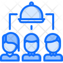 Group Order Cloche Icon