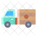 Atruck Delivery Truck Transport Icon
