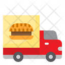 Delivery Food Package Icon