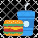 Food Drinks Burger Icon