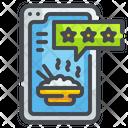 Food Feedback Icon