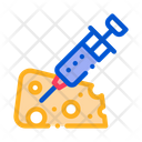 Injection Cheese Rat Icon