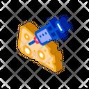 Aerosol Car Cheese Icon