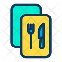 Food  Invitation Icon