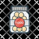 Food Jar Icon