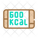 Food Kcal Color Icon