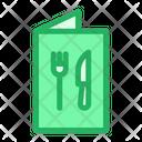 Menu Food Dining Icon