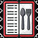 Menu Card Food Menu Restaurant Menu Icon