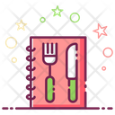Food Menu Menu Book Restaurant Menu Icon