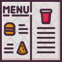 Food Menu Icon