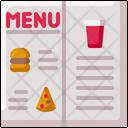 Food Menu Restaurant Icon