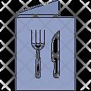 Food Menu Menu Restaurant Icon