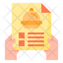 Food Order Package Icon