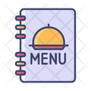 Food Menu List Icon