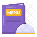 Menu Card Hotel Menu Restaurant Menu Icon