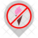 Food not allowed Icon
