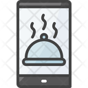 Food Delivery Online Icon