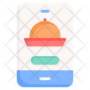 Order Food Technology Icon