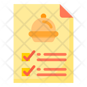 Order Food Package Icon