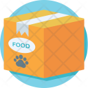 Food Pack Pet Icon