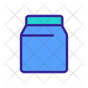 Takeout Food Box Icon