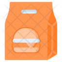 Food Package Paper Bag Package Icon