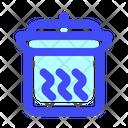 Food Pan Icon