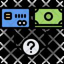 Payment Method Money Icon