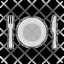 Food Plate Food Plate Icon