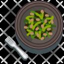 Vegetable Restaurant Food Icon