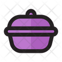 Plate Cooking Set Icon