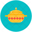 Food Pot Hot Pot Kitchenware Icon