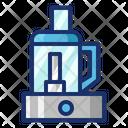 Food Processor Blend Icon