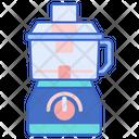 Food Processor Dough Maker Blender Icon
