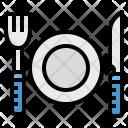 Food Restaurant Knife Icon