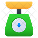 Food Scale Kitchen Scale Weight Scale Icon