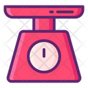 Food Scale Icon